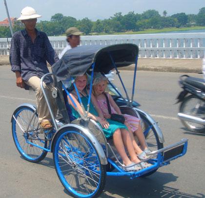 vietnam transport
